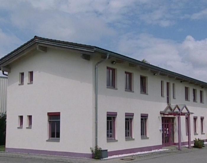 Furnier-Büro